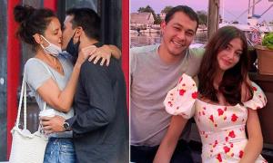 Katie Holmes biết bồ trẻ đã đính hôn nhưng vẫn hẹn hò