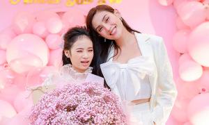 Võ Hoàng Yến cùng dàn sao dự sinh nhật mẫu nhí Bảo Hà