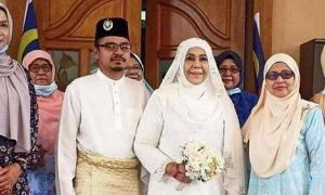 Nữ chính trị gia thuyết phục con cho cưới chàng kém 34 tuổi