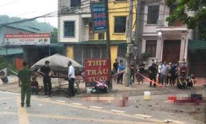 Tài xế đầu thú sau cú tông làm 3 phụ nữ thiệt mạng