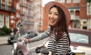 MC gốc Việt Jeannie Mai ăn 6 bữa mỗi ngày