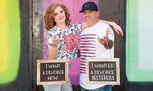 Chụp ảnh ly hôn