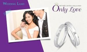 Nhẫn cưới kim cương tự nhiên giá từ 8 triệu đồng