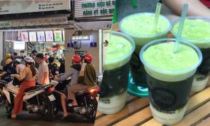 Tiệm rau má 32 năm, ngày bán nghìn ly ở Vũng Tàu