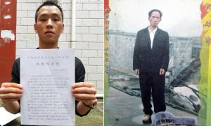 Chàng trai dành 17 năm tìm kẻ giết cha