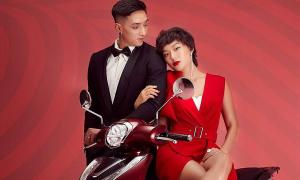 Dòng xe tay ga đa phong cách dành cho phái đẹp