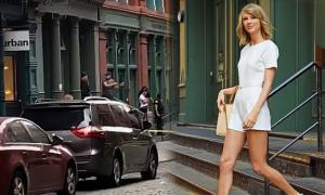 Nổ súng bên ngoài nhà của Taylor Swift