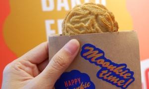 Bánh Trung thu cookie mới lạ ở Sài Gòn
