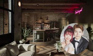 Căn penthouse 300 m2 của Khởi My - Kelvin Khánh