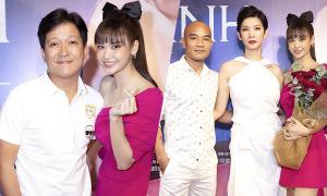 Dàn sao đi xem MV mới của Trương Quỳnh Anh