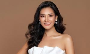Thái Thị Hoa thi Miss Earth trực tuyến