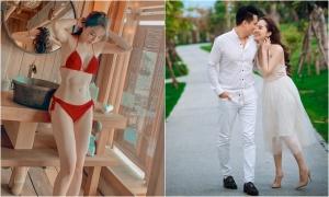 Quỳnh Nga phủ nhận hẹn hò Việt Anh