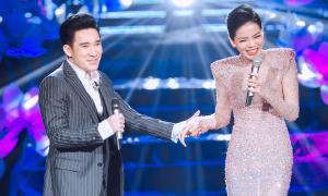 Quang Hà hát tình ca cùng Lệ Quyên