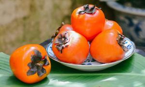 6 thức quả mùa thu giúp trẻ hóa da