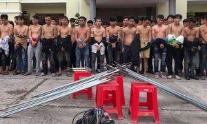 30 người nghiện ma túy tham gia hỗn chiến ở Đồng Nai