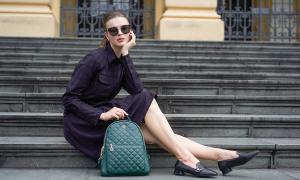 Chất Pháp trong BST thời trang 'Classique de Paris'