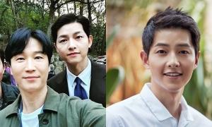 Song Joong Ki trở lại phim trường