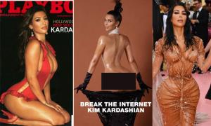 15 sự vụ làm nên tiếng tăm của Kim Kardashian