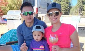 Hành trình lái xe phượt miền Tây nước Mỹ của Thanh Thảo