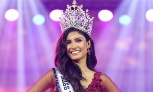 Người đẹp lai Ấn lên ngôi Hoa hậu Hoàn vũ Philippines 2020