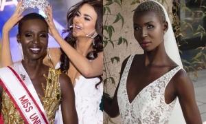 Tân Hoa hậu Hoàn vũ Canada bị chê như đàn ông