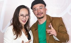 Khánh Linh lần đầu hát cùng Hà Lê