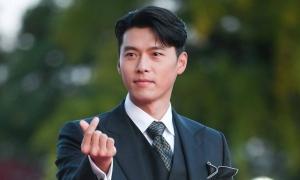 Hyun Bin nhận huân chương Tổng thống