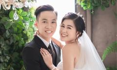 Ảnh cưới của em gái Đăng Khôi - Thủy Anh