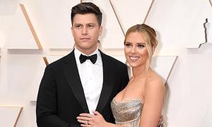 Scarlett Johansson cưới chồng thứ ba