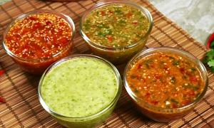 4 loại nước sốt kiểu Thái chấm hải sản cay ngon