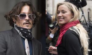 Johnny Depp thua kiện tờ báo gọi anh là 'kẻ đánh vợ'