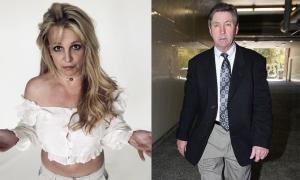 Britney tố cáo bố thuê quản lý mới để kiểm soát tài sản của cô