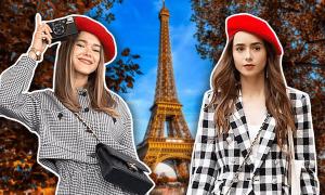 5 set đồ học hỏi từ 'Emily in Paris'