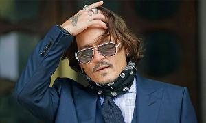 Johnny Depp vẫn nhận 10 triệu USD dù mất vai diễn