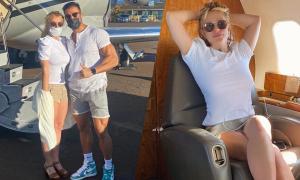 Britney Spears đi Hawaii nghỉ dưỡng với bồ trẻ