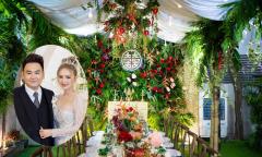 Lễ tân hôn miền nhiệt đới của 'streamer giàu nhất Việt Nam'