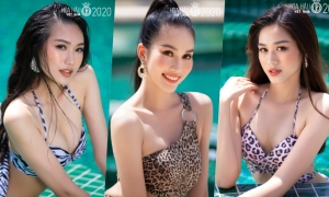 10 ứng viên cho ngôi Hoa hậu Việt Nam 2020
