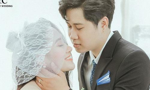 Ảnh cưới của nữ kiếm thủ Minh Hằng