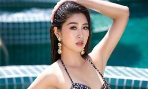 Vân Ly - từ tiếp viên hàng không đến Top 10 Hoa hậu Việt Nam