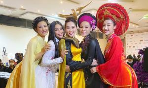 5 thế hệ Hoa hậu Việt Nam 'đọ sắc'