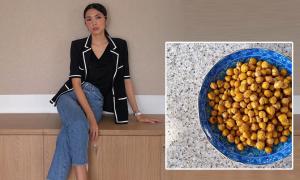 7 món ăn vặt lành mạnh của Tăng Thanh Hà