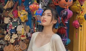 Sắc vóc á hậu Nguyễn Lê Ngọc Thảo