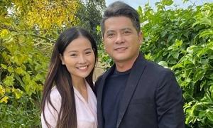 Nhan sắc Khánh Hiền sau 4 tháng sinh con
