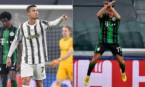 Đối thủ nhại cách ăn mừng của C. Ronaldo
