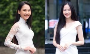 Hai nữ sinh Đồng Nai dừng chân ở top 5 Hoa hậu VN