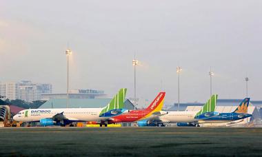 Hà Nội - TP HCM đứng thứ 2 thế giới về đường bay nội địa