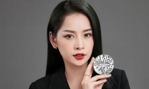 Chi Pu là đại sứ thương hiệu mỹ phẩm AGE20's tại Việt Nam