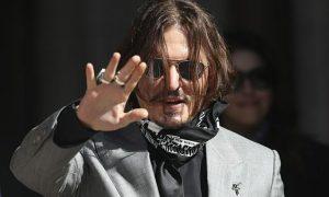 Johnny Depp bị bác đơn kháng cáo vụ 'đánh vợ'