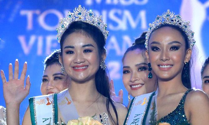 Hoa khôi Du lịch Việt Nam 2020 không có giải nhất