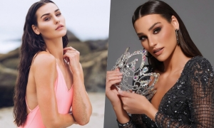 Người mẫu Mỹ 28 tuổi đăng quang Miss Earth 2020